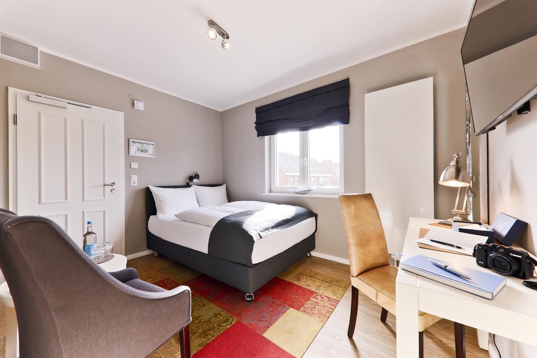 Kleines Doppelzimmer Astra Maris Hotel Apartments